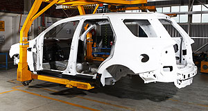 Ford  Value: Public sector spending on the automotive sector - such as the recent $34 million injection into Ford's Broadmeadows plant - is modest by global standards, according to PM Julia Gillard.