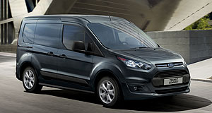 Ford 2014 Transit Transitional: Ford Australia is mulling the Transit Connect van as a potential competitor to the Volkswagen Caddy and Renault Kangoo.
