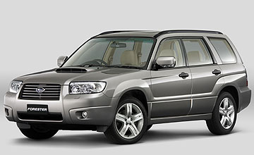 2005 Subaru Forester 5-dr wagon range Car Review