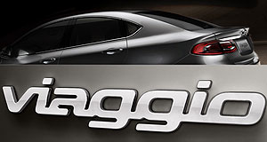 Fiat 2012 Viaggio Teased: The Fiat Viaggio - Italian for voyage - is a small sedan based on the Dodge Dart to be built in China.