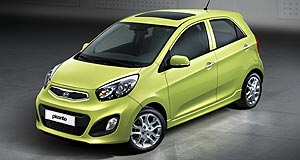 Kia 2012 Picanto Entry-level: Kia Australia is confident it will get a green light to launch the pint-sized Picanto here next year.