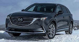 Mazda CX-9 Petrol prowess: The only model to come close to Mazda's CX-9 fuel economy is the similarly named XC-90 from Volvo.