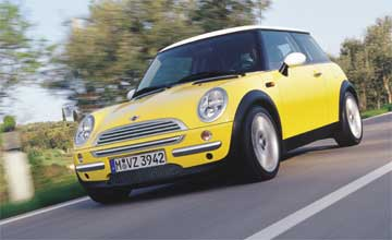 2002 Mini Cooper 3-dr hatch | GoAuto - something