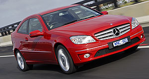 Mercedes-Benz CLC-Class coupe rangeBargain: New CLC is more than $8000 better value than before.
