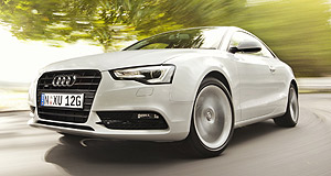 Audi A5 Enter here: Audi has a wide range of facelifted A5 models, including two cheaper entry-level variants.