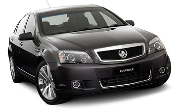 2009 Holden Statesman Caprice V8 sedan Car Review