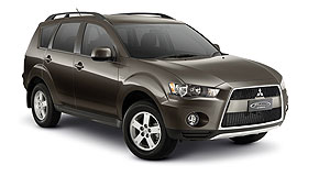 Mitsubishi  More value: The Mitsubishi Outlander compact SUV joins the ASX (pictured below) and Pajero in getting a limited edition Platinum extras package.