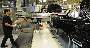 Saab  Anticipation: Saab management and workers alike are looking forward to a decision from Chinese authorities to end several months of uncertainty.