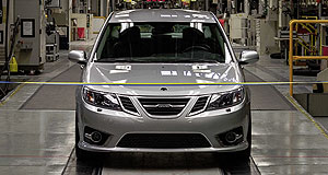 Saab  New saviour: NEVS has signed an agreement with Chinese automotive giant Dongfeng, which owns a 14 per cent stake in French company PSA Peugeot Citroen.