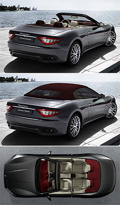 Maserati2010 GranCabrio center image