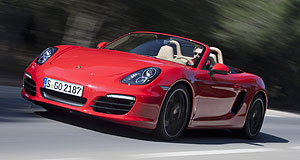 Porsche Boxster In check, mate: Porsche Cars Australia has kept prices in check for the redesigned Boxster, despite significant improvements across the board.
