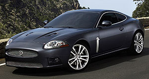 Jaguar 2007 XK XKRLine up: The XKR convertible and coupe are expected to sell quick.