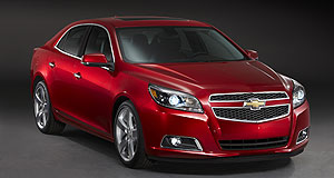 Holden Malibu Helping hand: GM chief Mark Reuss believes the impending launch of the Holden Malibu will help shore up continued Commodore RWD production.