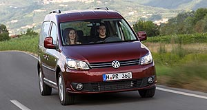 Volkswagen Caddy Van rangeYour money or your Life: Volkswagen has increased the value proposition of its popular Caddy van and Caddy Life people-mover ranges.