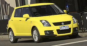 Suzuki  No more to pay: Suzuki Australia is offering its entire range at driveaway prices in September.