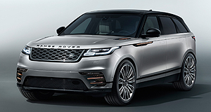 Land Rover Range Rover Velar Wide Range: The latest addition to the Range Rover line-up, the Velar, will offer customers a choice of six powertrains in petrol and diesel.