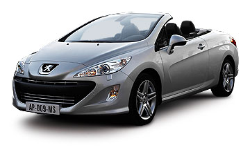 2009 Peugeot 308 CC S HDi coupe-convertible Car Review