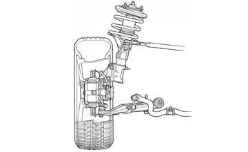 honda double wishbone suspension  honda  free engine image