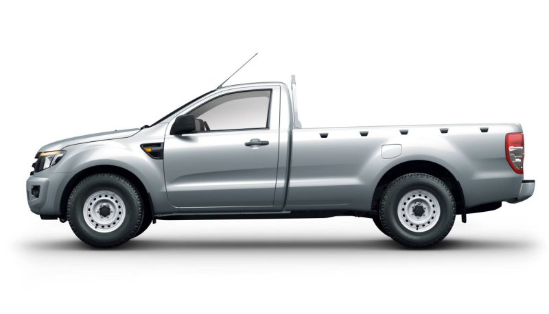 Ford Ranger Xl Single Cab Pickup Reviews Pricing Goauto