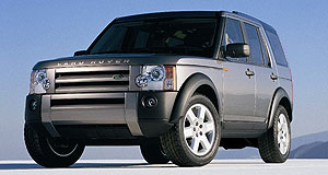 Land Rover Discovery Trimmed: Third-generation Discovery comes in for a range reduction.