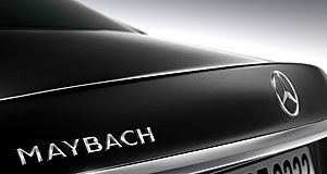 Los Angeles 2014 It's Bach: The Maybach uber limo will make its return at the LA auto show following the end of production in 2012.