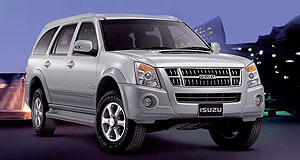 Isuzu 2015 MU-7 What's in a name: Isuzu Ute Australia is set to become a misnomer as it moves into the passenger car segment with an SUV expected to be named MU-7.