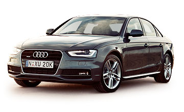 2012 Audi A4 range Car Review