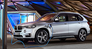 BMW  Plugged in: Two new plug-in hybrids will be added to BMW Australia's roster this year including the X5 xDrive40e.