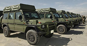 Mercedes-Benz - Benz and Toyota vie for Project Overlander ...