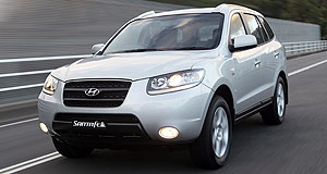 Hyundai Santa Fe 3.3 V6 5-dr wagonBigger six: Hyundai's breathless 2.7 V6 continues alongside the new 3.3.