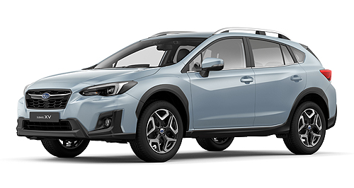 Subaru 2017 XV Generational change: Subaru's XV compact SUV sits on the company's critically acclaimed modular global platform that made its debut on the freshly launched Impreza.