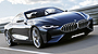 BMW 2018 8 Series Coupe concept