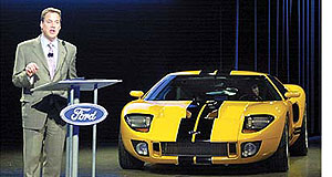 Ford  Bill Ford: Boldly preparing Ford's North American business for global competition.