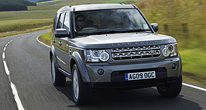 Land Rover Discovery 5-dr wagon rangePerformance injection: The Land Rover Discovery's new 3.0-litre turbo-diesel engine slices 24 per cent from the diesel Disco's 0-100km/h sprint time.