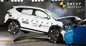 Hyundai Tucson Second life: Hyundai has fixed the problems preventing its Tucson from achieving a maximum five-star ANCAP safety rating by reinforcing the driver's footwell, giving better lower leg protection in a crash.