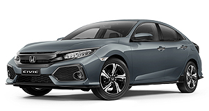 Honda Civic HatchCivic duty: The hatch version of the tenth-gen Honda Civic is arriving in May, a year after the launch of the sedan version.