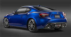 Toyota 2016 86 Meek tweak: The revised Toyota 86 will receive mild changes to its exterior styling and arrives in Australia in the fourth quarter of the year.