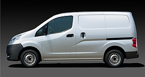 Nissan 2013 NV200 Commercial conundrum: While Nissan sells a relatively new line-up of vans overseas, models such as the NV200 are at least a few years away from local sale.