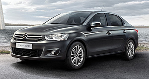 Citroen 2013 C-Elysse Sedan fever: More than 20 million small sedans were sold worldwide last year, and Citroen is aiming for a slice of the pie with its new C-Elysse (pictured) and C4 L.
