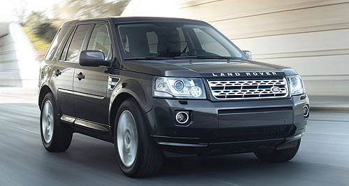 Land Rover Freelander No XS: A plunging opening price for the facelifted Freelander in Australia and the removal of low-mid XS variants have made way for the new HSE Luxury flagship version.