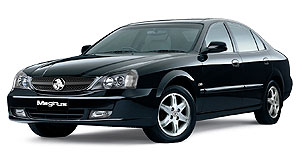 Holden 2006 Vectra Magnus on the mind: Magnus could come to Australia with four-cylinder and V6 power.