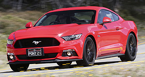 Ford  Galloping: Ford's Mustang has become the most liked car on Facebook and it is no coincidence that the initial run of 4000 Australian cars found buyers before the car had been launched.