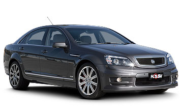 2007 HSV Grange sedan Car Review