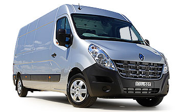 2012 Renault Master Van range Car Review