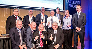 Suzuki  Top performance: Suzuki's top dealers celebrate their achievements at an awards ceremony at Crown Towers in Melbourne recently.