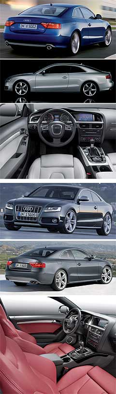 First Drive Audi Fights Bias With A5s5 Goauto