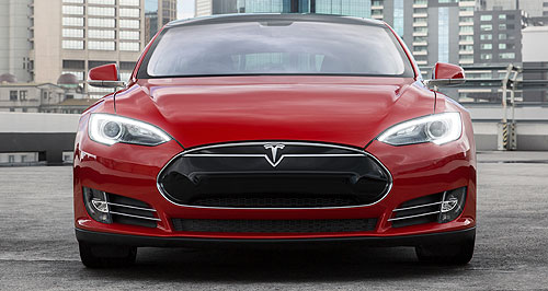 Tesla Tesla To Take Charge Of Change Goauto