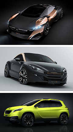 Peugeot2013 RCZ center image