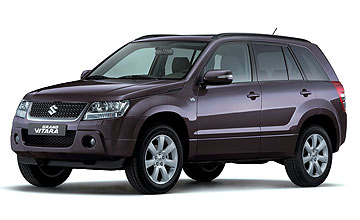 2008 Suzuki Grand Vitara range Car Review
