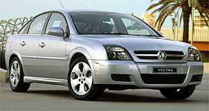 Holden Vectra CDXi mathematics: The top-spec Vectra adds curtain airbags and takes $2000 off the price.